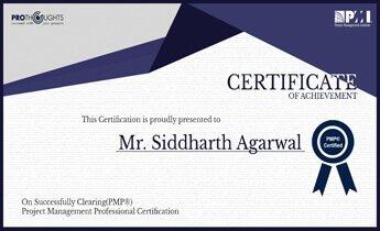 Mr. Siddharth Agarwal