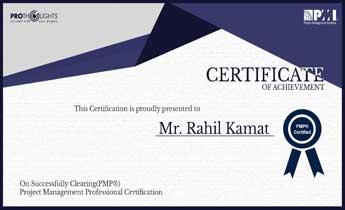 Mr. Rahil Kamat