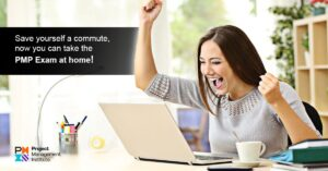 PMP Certification Online Exam at Home – PMI Update